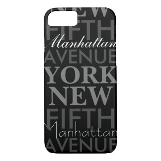 Fifth Avenue New York iPhone 7 Case