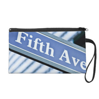 Fifth Avenue Wristlet
