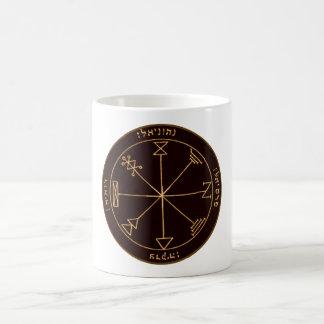 Fifth Pentacle of Jupiter Coffee Mug