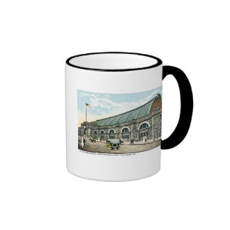 Fifth Regiment Armory, Baltimore, MD Ringer Mug