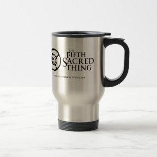 Fifth Sacred Spiral Logo Mug