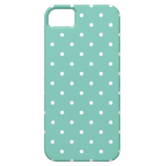 Fifties Style Cockatoo Polka Dot iPhone 5/5S Case