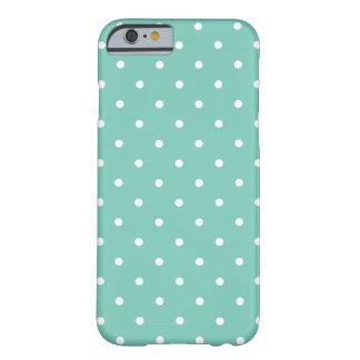 Fifties Style Cockatoo Polka Dot iPhone 6 case