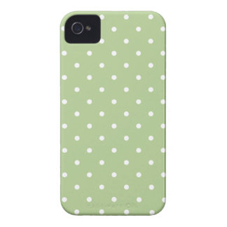 Fifties Style Margarita Polka Dot iPhone 4S Case