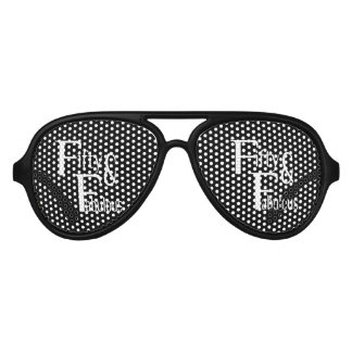 Fifty and Fabulous Aviator Sunglasses