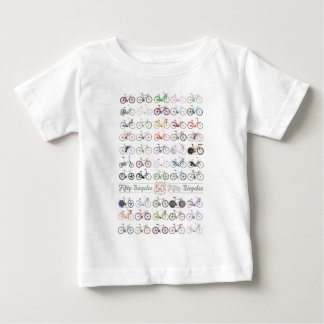 Fifty Bicycles Baby T-Shirt