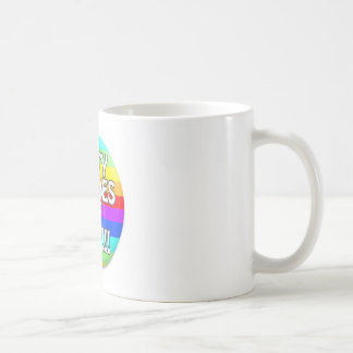FIFTY SHADES OF GAY MULTI SHADE COFFEE MUG