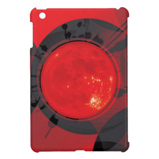Fifty Shades of Moon - Red iPad Mini Covers