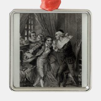 Figaro Christmas Ornament