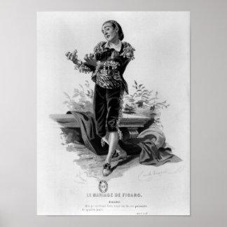 Figaro Print