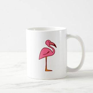 Figgy Flamingo Coffee Mugs