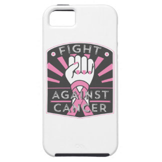 Fight Against Breast Cancer iPhone 5 Cases