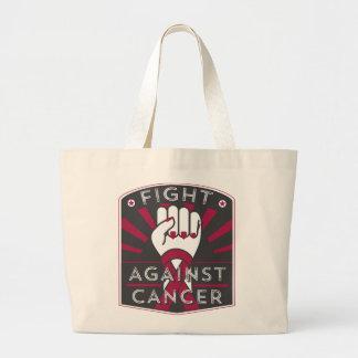 Fight Against Multiple Myeloma Jumbo Tote Bag