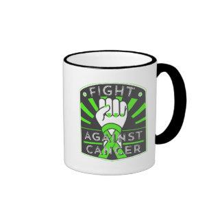 Fight Against Non-Hodgkins Lymphoma Ringer Mug
