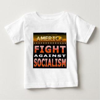 Fight Against Socialism Infant T-Shirt