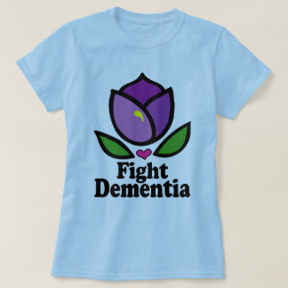 Fight Alzheimer's Dementia T-shirt
