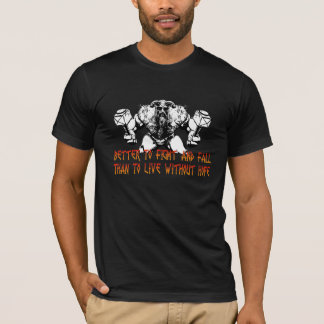 Fight And Fall Shirt