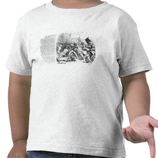 Fight between the Republicans & Parliament T-shirt