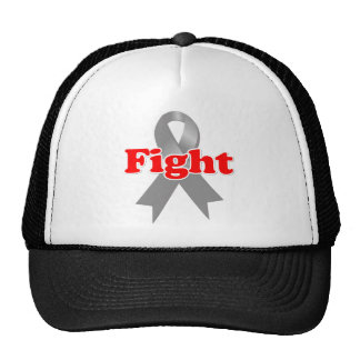 Fight Brain Cancer Hats