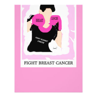 FIGHT BREAST CANCER Flyer