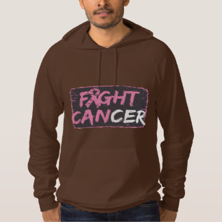 Fight Breast Cancer Hooded Pullovers