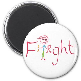 Fight Cancer Magnet