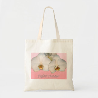 Fight Cancer Budget Tote Bag