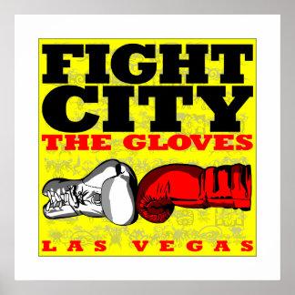 FIGHT CITY ART PRINT