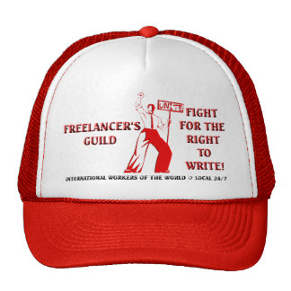 FIGHT FOR THE RIGHT TO WRITE HAT