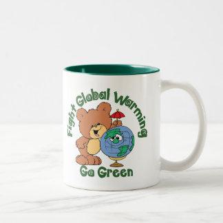 Fight Global Warming Mug