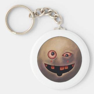 Fight Grin Key Ring