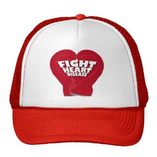Fight Heart Disease Trucker Hat