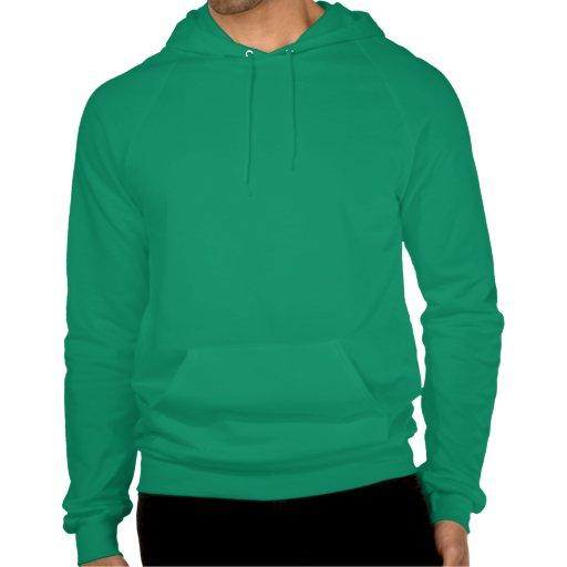 Fight Hereditary Breast Cancer Hooded Sweatshirts