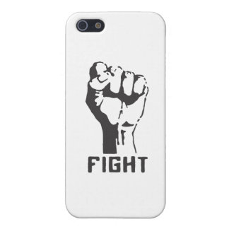 FIGHT iPhone 5 COVER