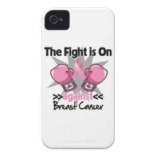 Fight is On Against Breast Cancer Blackberry Case