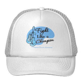 Fight Like a Champion Prostate Cancer Trucker Hat