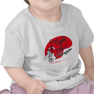 Fight Like a Champion Retinoblastoma T Shirt