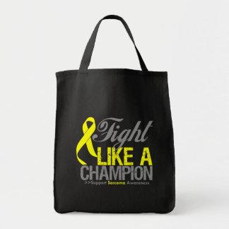 Fight Like a Champion Sarcoma Bags