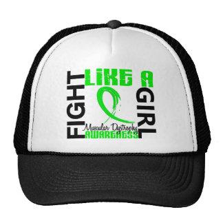 Fight Like A Girl 3.3 Muscular Dystrophy Cap