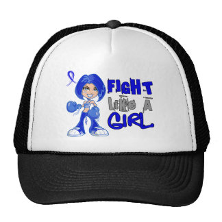 Fight Like a Girl 42 8 ARDS Hats