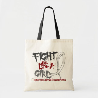 Fight Like A Girl 5 3 Mesothelioma Bags