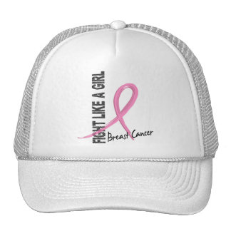 Fight Like A Girl 7.2 Breast Cancer Cap