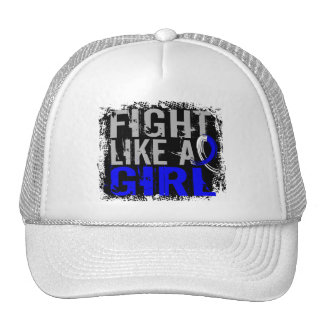 Fight Like a Girl ALS 31 8 Mesh Hats