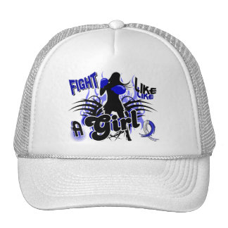 Fight Like A Girl ALS 35 8 Hats