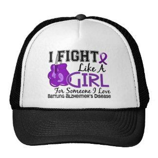 Fight Like A Girl Alzheimer s Disease 15 6 Hats