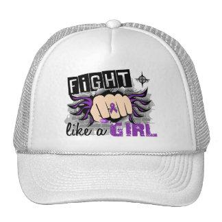 Fight Like A Girl Alzheimer s Disease 27 8 Hats