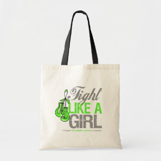 Fight Like a Girl Boxing - NonHodgkins Lymphoma Bags