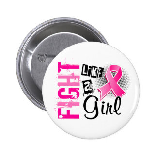 Fight Like A Girl Breast Cancer 36 8 Pin