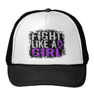 Fight Like a Girl Bulimia 31 8 Hat