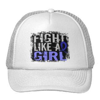 Fight Like a Girl CFS 31 8 Trucker Hats
